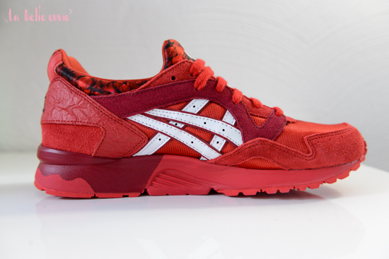 asics gel lyte 5 femme rouge marguerite. Black Bedroom Furniture Sets. Home Design Ideas